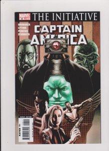 CAPTAIN AMERICA #26  VF/NM 2007 MARVEL COMICS