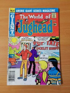 Archie Giant World of Jughead #457 ~ VERY GOOD - FINE FN ~ (1977, Archie Comics)