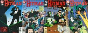 HITMAN (1996) 9-12  Local Hero Green Lantern apps! COMICS BOOK