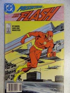 FLASH VOL II # 1 DC ACTION ADVENTURE HOT TV SERIES