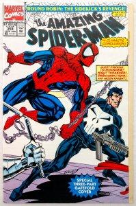 The Amazing Spider-Man #358 NEWSSTAND (NM)(1992)