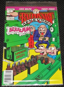 Ralph Snart: The Lost Issues #1 (1993)