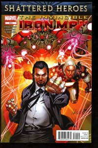 Invincible Iron Man #511 (2012)
