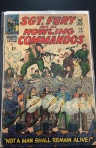 Sgt. Fury #28 (1966)
