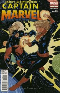 Captain Marvel (8th Series) #6 VF/NM; Marvel | save on shipping - details inside