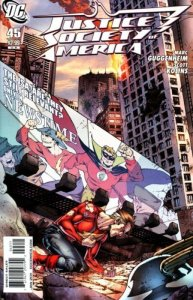 Justice Society of America #45 Comic Book - DC