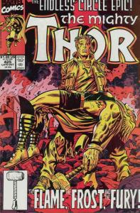 Thor #425 VF/NM; Marvel   save on shipping - details inside