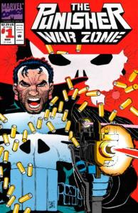 Punisher: War Zone (1992 series) #1, NM (Stock photo)