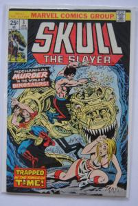 Skull The Slayer 3,4
