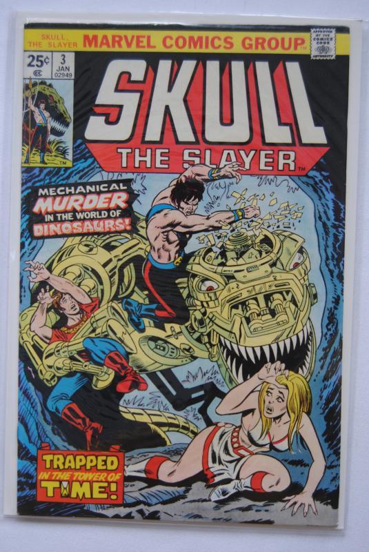 Skull The Slayer 3,4