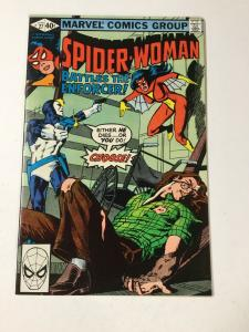 Spider-woman 27 Nm Near Mint Marvel