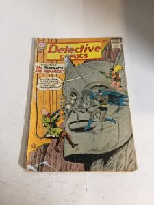 Detective Comics 319 Gd- Good- 21.8 Dirty Cover Almost Detached Silver Age