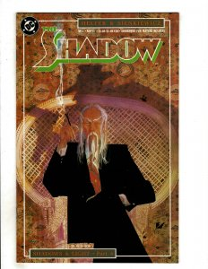 The Shadow #4 (1987) DC Comic Superman OF8