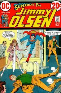 Superman's Pal Jimmy Olsen #153 FN; DC   save on shipping - details inside