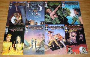 J. Michael Straczynski's Midnight Nation #1-12 VF/NM complete series  gary frank