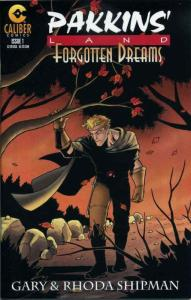 Pakkins' Land: Forgotten Dreams #1 VF/NM; Caliber | save on shipping - details i