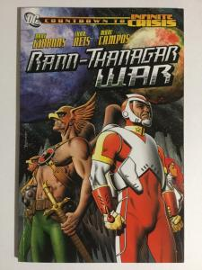 Countdown To Infinite Crisis Rann-thanagar War Tpb NM Near Mint Dc Comics