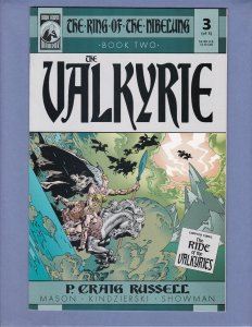 Ring of the Nibelung Valkyrie #3 FN/VF Dark Horse 2000