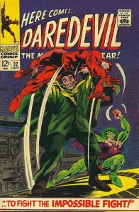 Daredevil #32 (ungraded) stock photo ID# B-10