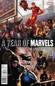 A Year of Marvels The Unstoppable #1 (Marvel, 2016) VF/NM