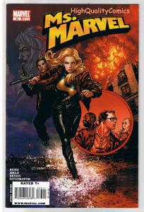 MS MARVEL #33, NM, Secret Agent, Afghanistan, Vitamin, 2006, more in store