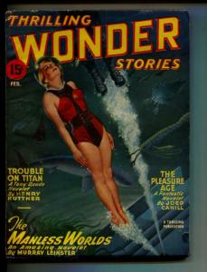 Thrilling Wonder Stories-Pulp-9/1942-Murray Leinster-Joed Cahill
