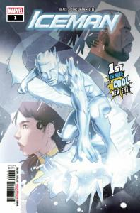 Iceman #1 (Marvel, 2018) NM
