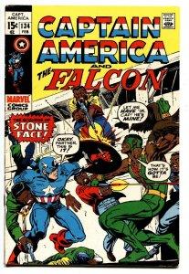 CAPTAIN AMERICA AND THE FALCON #134 comic book 1971 MARVEL FN/VF