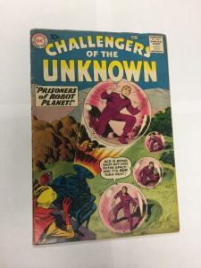Challengers Of The Unknown 8 4.5 Very Good+ Vg+