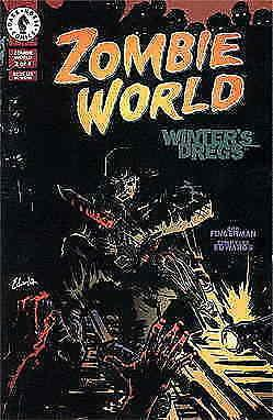 ZombieWorld: Winter's Dregs #2 VF/NM; Dark Horse | save on shipping - details in