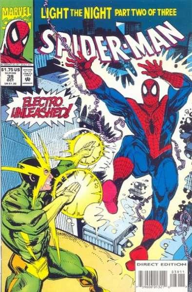 Spider-Man (1990 series) #39, NM (Stock photo)