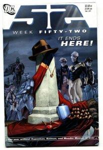52 #52 comic book 1st JLAxis-DC