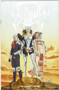 Shadowhawk #13 (2005) Jim Valentino NM