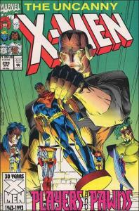 Marvel UNCANNY X-MEN (1981 Series) #299 NM-