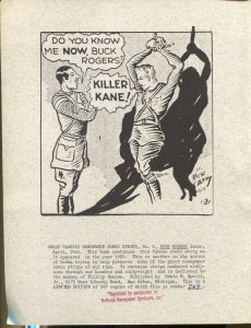 Buck Rogers in The 25th Century #2 1965-classic newspaper strip-Dick Calkins-VF
