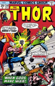 Thor #240 FN; Marvel | save on shipping - details inside