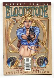 Bloodstone #3 ELSA BLOODSTONE Marvel comic book