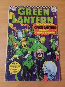 Green Lantern #46 ~ GOOD - VERY GOOD VG ~ (1966, DC Comics)