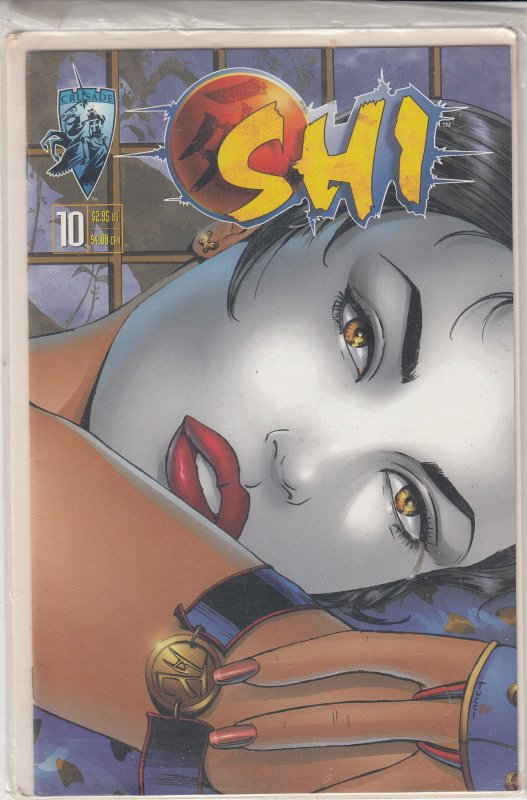 Shi: The Way of the Warrior #10 (1996)