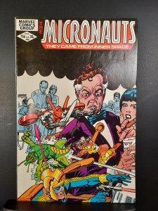 Micronauts #42 (1982)
