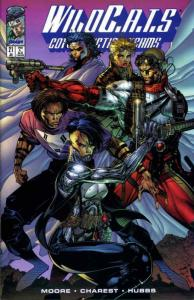 WildC.A.T.s #21 VF/NM; Image | save on shipping - details inside