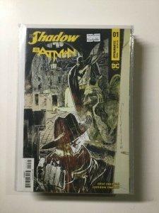 Shadow Batman 1 Variant Near Mint Dc Comics Dynamite HPA