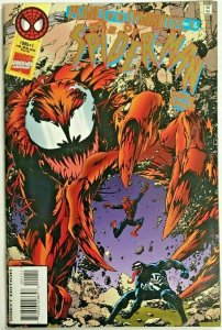 WEB OF SPIDER-MAN SUPER SPECIAL#1 VF/NM 1995 PLANET OF SYMBIOTES MARVEL COMICS