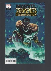 Marvel Zombies: Resurrection #3 Variant (2020)
