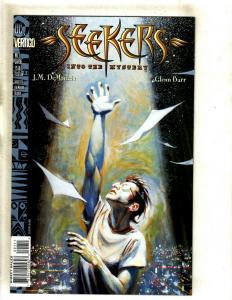 15 Seekers DC Comics # 1 2 3 4 5 6 7 8 9 10 11 12 13 14 15  CE1