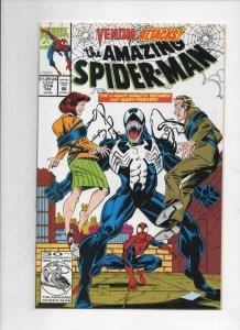 Amazing SPIDER-MAN #374, NM, Venom Attacks, 1963 1993, more Marvel in store