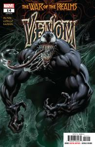 Venom #14 War Of The Realms (Marvel, 2019) NM
