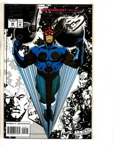 11 New Warriors Marvel Comic Books # 40 41 42 43 44 45 46 (2) 47 48 49 Nova DB10