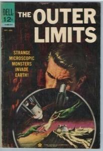 Outer Limits 4 Dec 1964 VG (4.0)