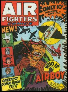 Air Fighters Comics #2 1973 Golden Age Reprint VF